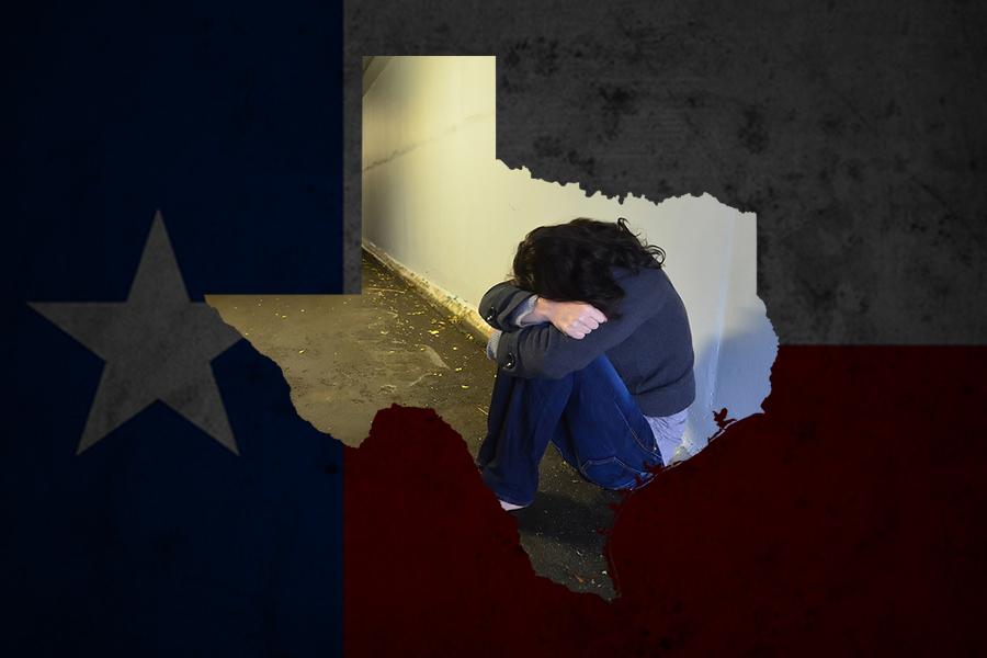 State of Texas Vs. Sex Criminals